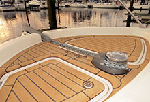 17 - Dek-King In Traditional Teak With Black Caulking - Image Courtesy Of MADECKING