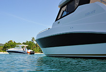 05 - 25mm Stainless Steel PVC 1881R - Silvercraft 36 HT And Oryx 42 In Phuket - Image Courtesy Of Gulf Craft Inc