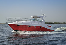 27 - 25mm Stainless Steel PVC 1881R - Oryx 36 - Image Courtesy Of Gulf Craft Inc