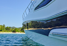 28 - 25mm Stainless Steel PVC 1881R Oryx 42 - Image Courtesy Of Gulf Craft Inc