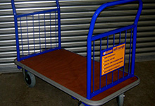 22 - PVC 883 Fitted As Trolley Bumper - Image Courtesy Of Breg