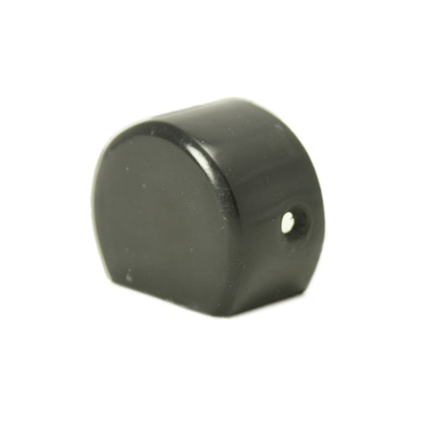 PVC 205 black GRP end cap