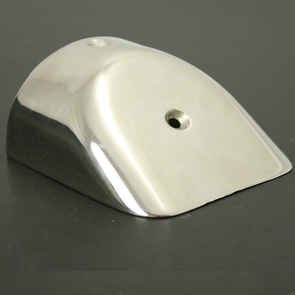 PVC 636, PVC 898 & PVR 72 stainless steel end cap