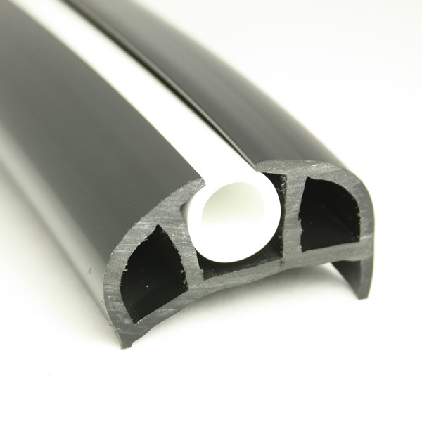 PVC 168 - flexible fendering profile for boats