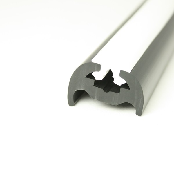 PVC 370 - flexible fendering profile for boats