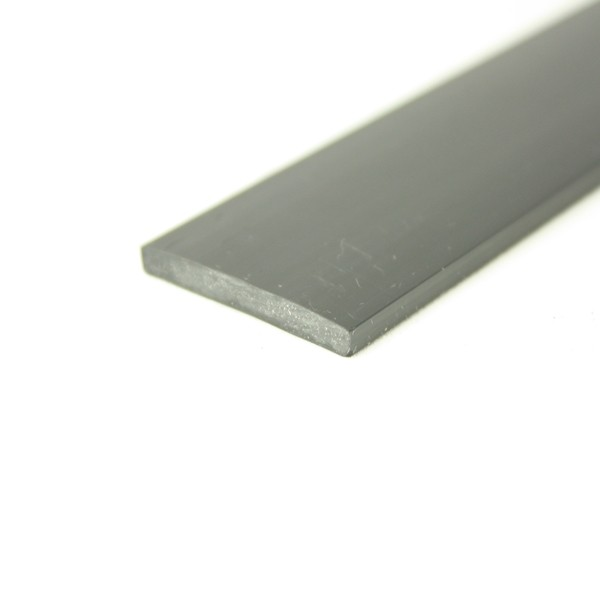 25 x 3mm Rigid PVC Fixing Strip