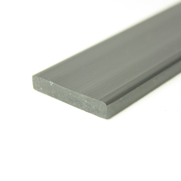 38 x 6mm Rigid PVC Fixing Strip