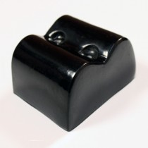 PVC 883 black GRP end cap