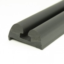 PVC 624 - flexible B profile for boats