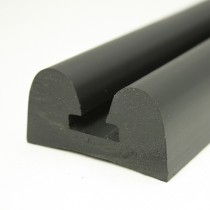 PVC 883 - flexible B profile for boats