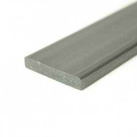 38 x 6mm Rigid PVC Strip