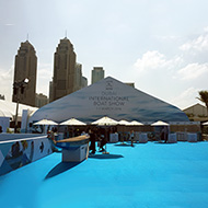 Wilks feature at Dubai International Boat Show