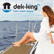 Dek-King 2G recommended by Practical Sailor