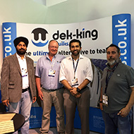 Navi Safe appointed as Dek-King Distributor & Fabrication Hub in Dubai