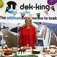 Wilks Take Part in the World's Biggest Coffee Morning