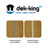Dek-King 2G Colour Range Extended