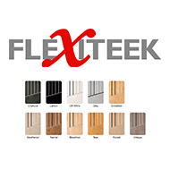 Flexiteek Extend Colour Range