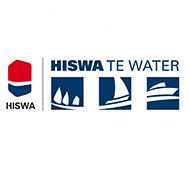 HISWA in the water