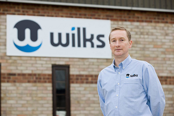 Scott Berry, Joint Managing Director of Wilks