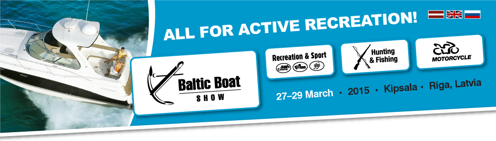 Baltic Boat Show 2015