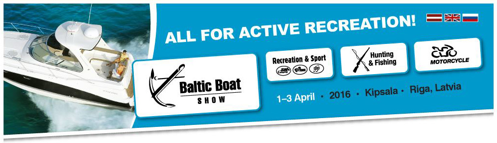 Balticl Boat Show 2016