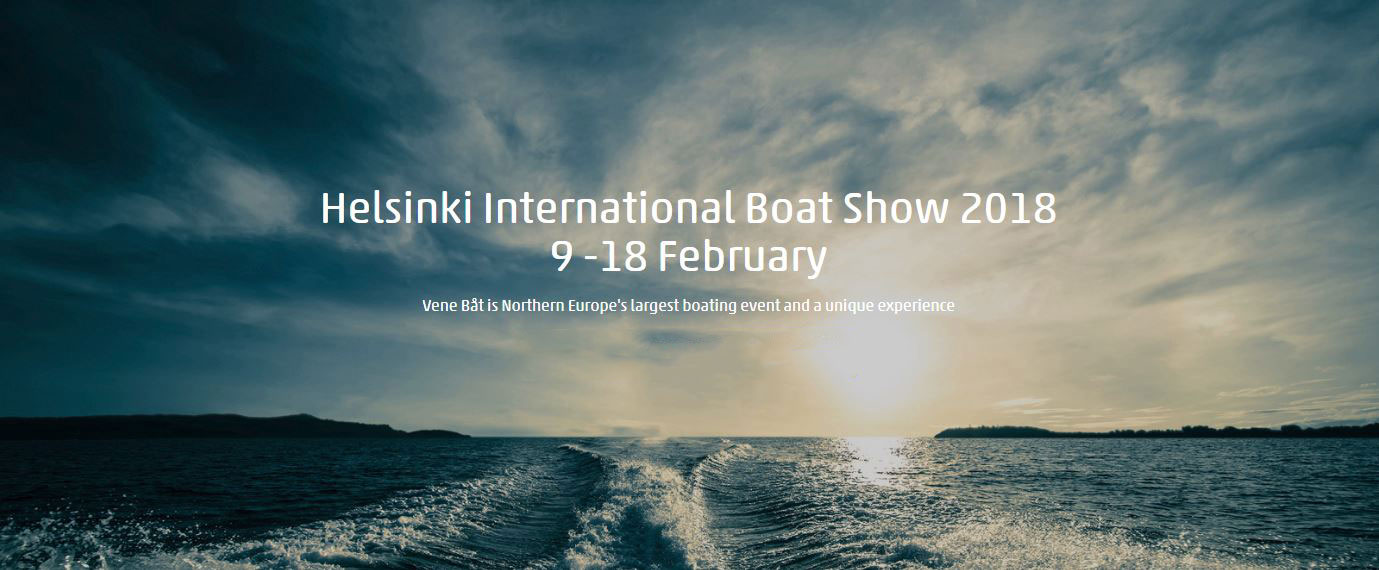 Helsinki International Boat Show 2018