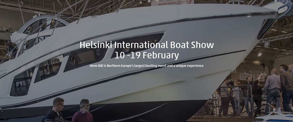 Helsinki International Boat Show 2017