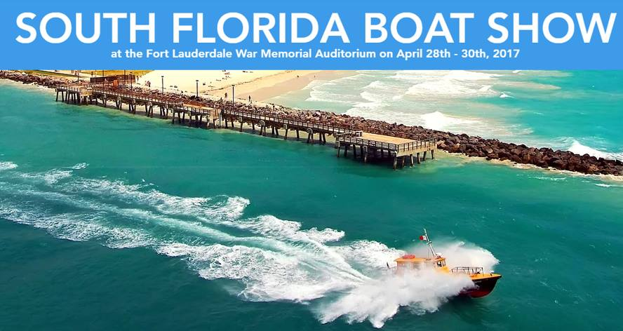 South Florida Boat Show 2017