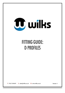 D profiles fitting guide