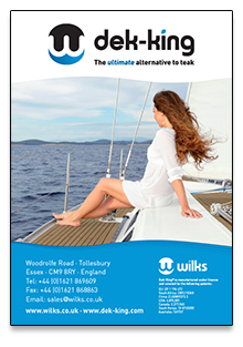 Dek-King Brochure - synthetic teak boat decking
