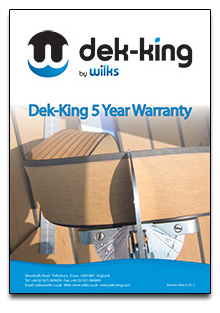 Dek-King Warranty